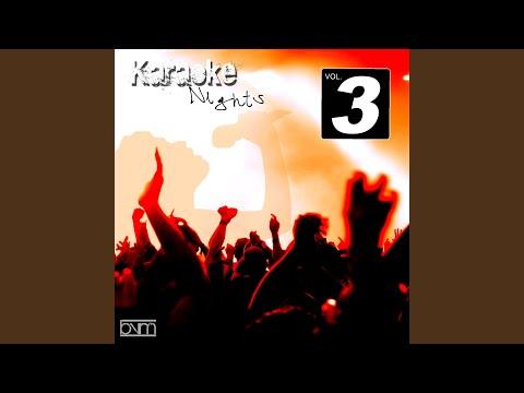 We Are Done (Karaoke Version)