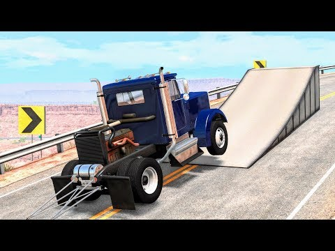 Epic High Speed Jumps #20 – BeamNG Drive