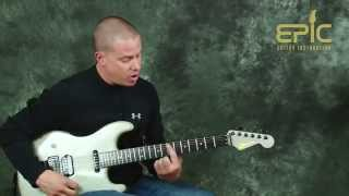 Learn thrash Slayer Angel Of Death guitar song lesson with chords rhythms improve fast picking