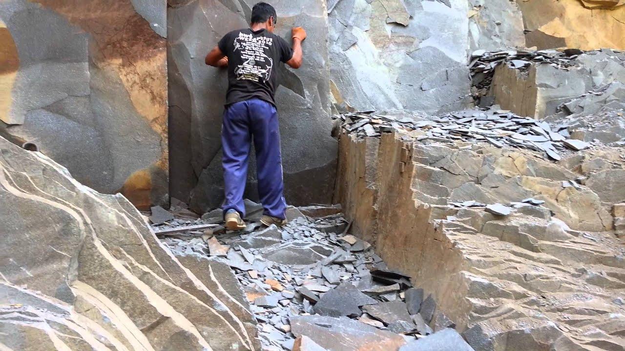 Piedra laja volcanica youtube - Lajas de piedra ...