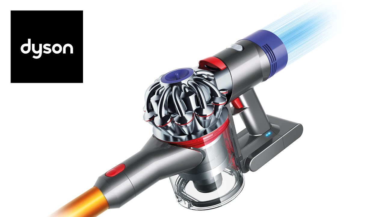 Dyson V8  All The Power. Without The Cord.  YouTube