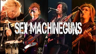 TOP 14 songs Sex Machineguns by me ! Invite ! Sex Machineguns Polan...