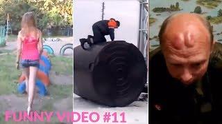 Лучшие Приколы. Смешные Видео. #11