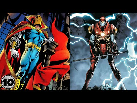 Top 10 Amalgam Comic Heroes