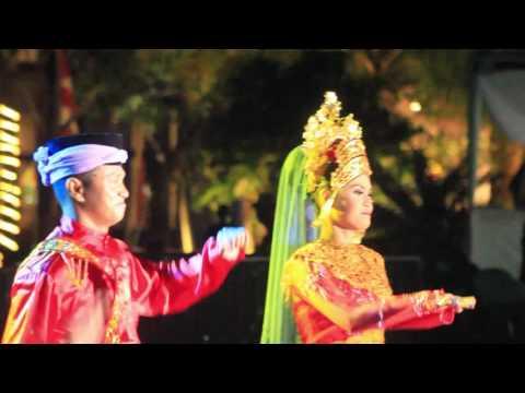 Jakarta Melayu Festival 2016 - Perawan & Bujang -  Nong Niken - Darmansyah Ismail