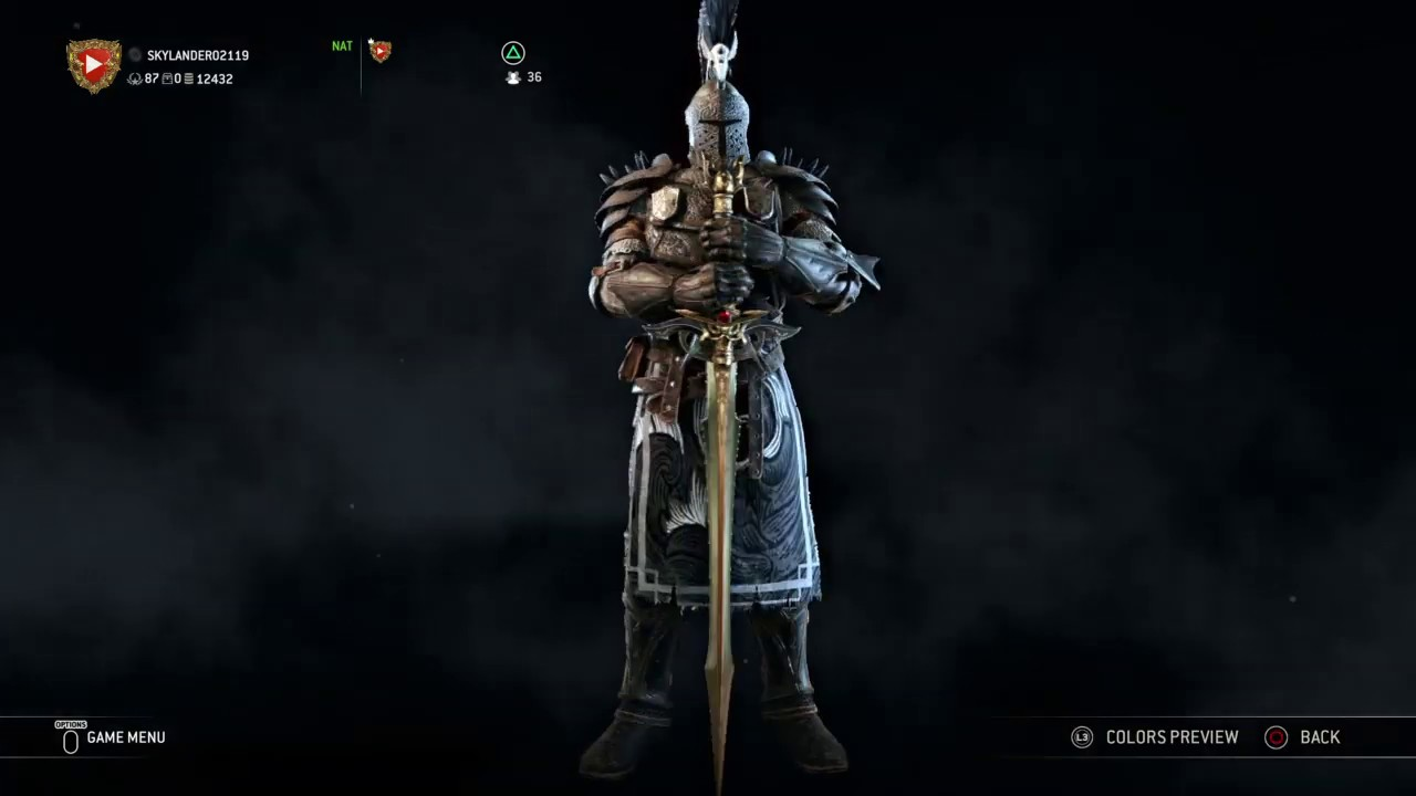 For Honor: Updated Warden Fashion Guide