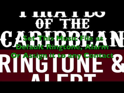 Pirates Of The Caribbean Theme Ringtone and Alert