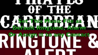 pirates of the caribbean ringtone