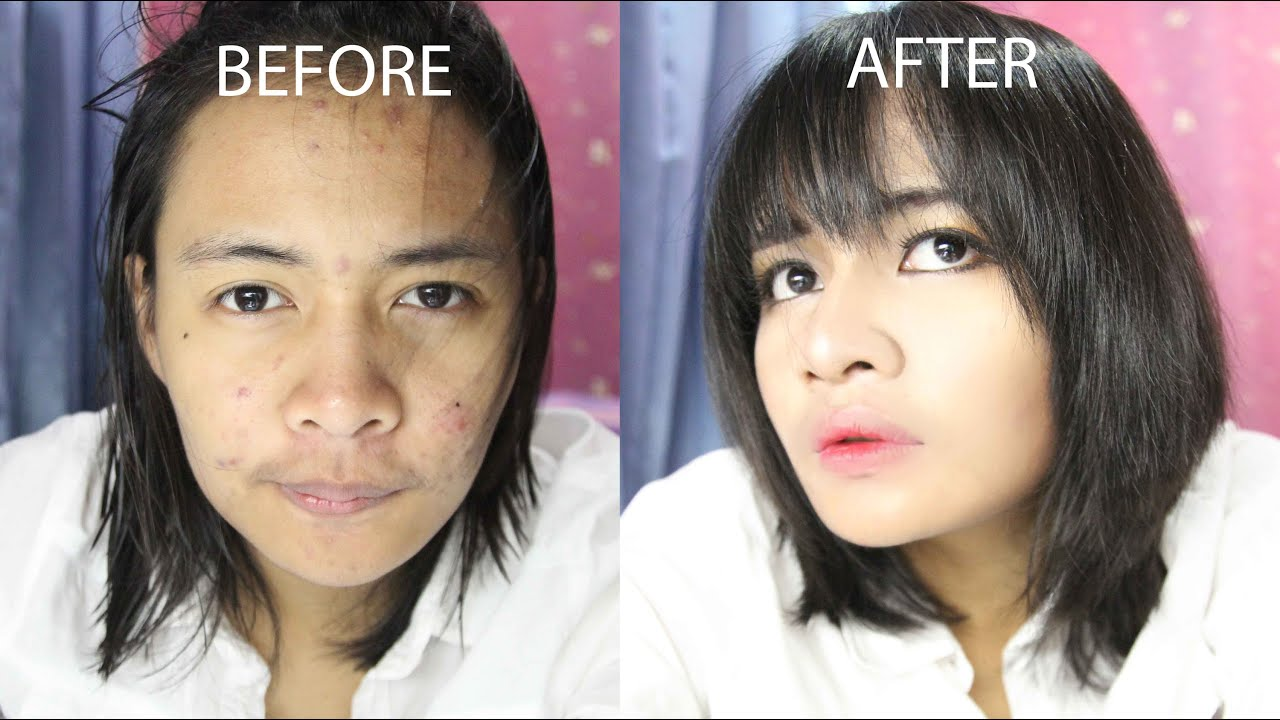 Korean Sexy Makeup - TRANSFORMATION - - YouTube