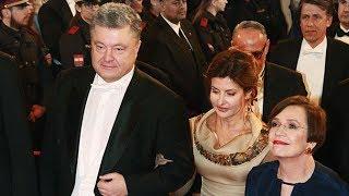 Весенний вальс Порошенко    «Специальный репортаж»