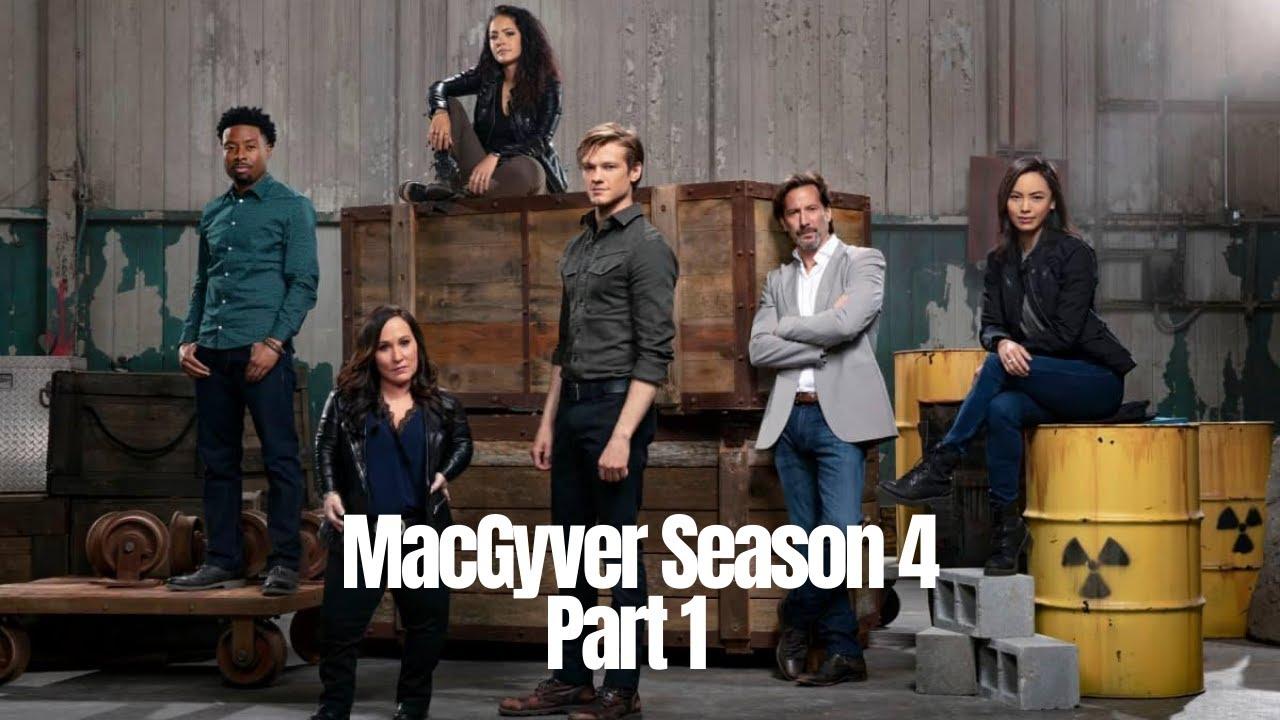 Download MacGyver Season 4 Part 1 (Till episode 10) - Lullaby