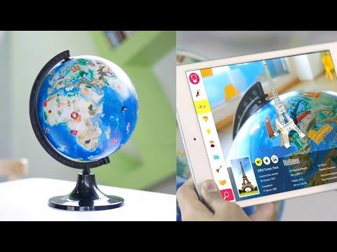 Orboot | The Smart AR Globe