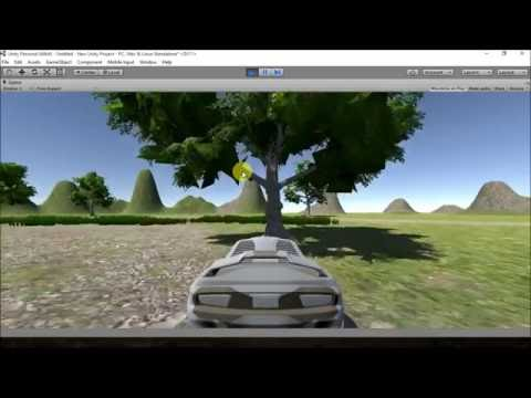 Getting Started with Standard Assets for Unity3D : Unity Tutorial