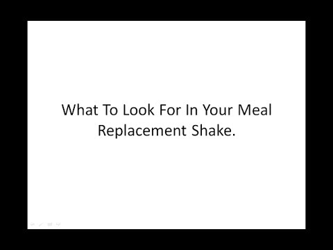 What to Look For In Your Meal ...