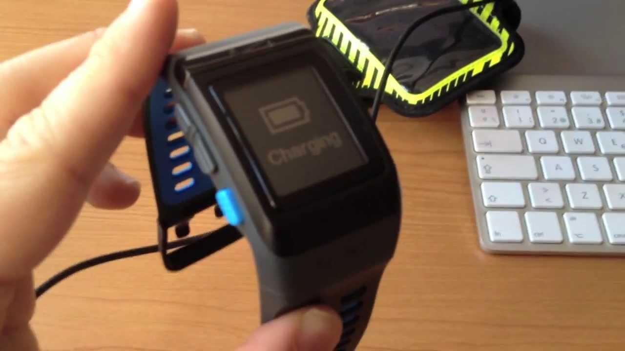 Rascacielos Mansedumbre ponerse en cuclillas  Análisis Reloj Nike+ SportWatch GPS TomTom - YouTube