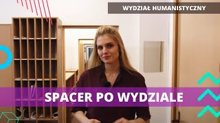 Spacer Po Wydziale Humanistycznym | Wydziałowe Drzwi Otwarte UMCS | 2021