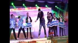 DPS Kaithal_Annual Function 16th Feb 2015 (ANGELO DANCE CREW DPS KAITHAL)