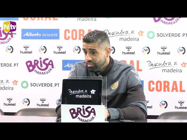 Marco Matias confiante na recuperação: