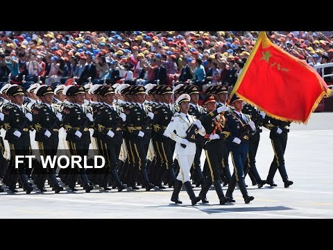 Beijing parades military might | FT World