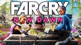 Far Cry New Dawn PL #1 - RÓŻOWE POST-APO! - Polski Gameplay - 1440p
