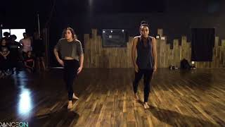 Charlize glass-  What about us by P!nk | Brian Friedman choreography | Steph mincone