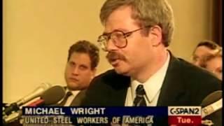 Myth that OSHA  Prohibits Roofer Gum Chewing 1995 Michael Wright