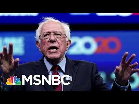 Democratic Race Tightens In Early Voting States   Velshi & Ruhle   MSNBC