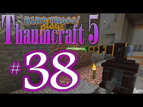 Minecraft Thaumcraft 5 #38 - Arcane Bore - YouTube