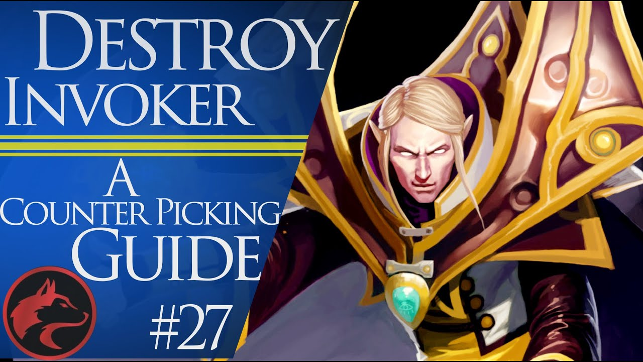 how to counter pick invoker dota 2 counter picking guide 27