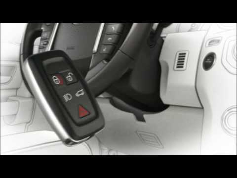Land Rover Discovery 4/ LR4 Keyless Entry Instructional Video