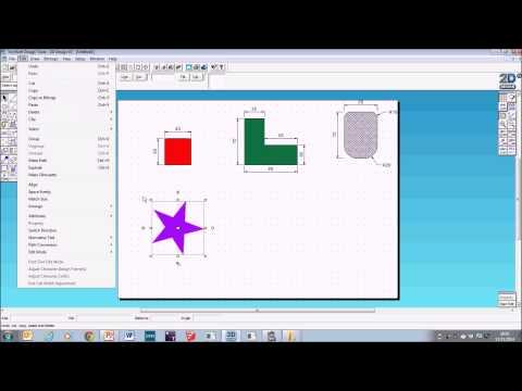 Techsoft 2D Design V2 Basics: Drawing Skills