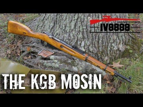 The KGB Mosin Nagant