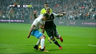 Ricardo Quaresma crazy nutmeg vs Trabzonspor (2016/2017) - 1080i
