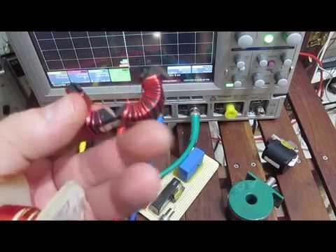 Simple current transformer based on Steward split core