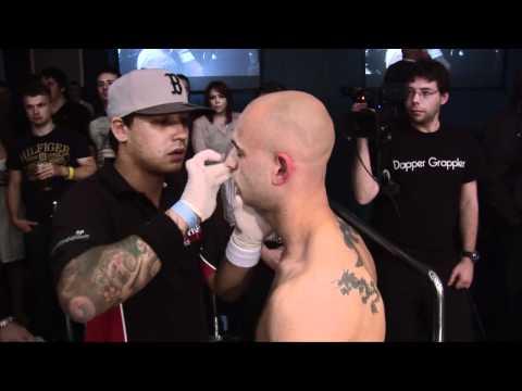 Vaughan Lee vs Ian Cox - FIGHT UK 4