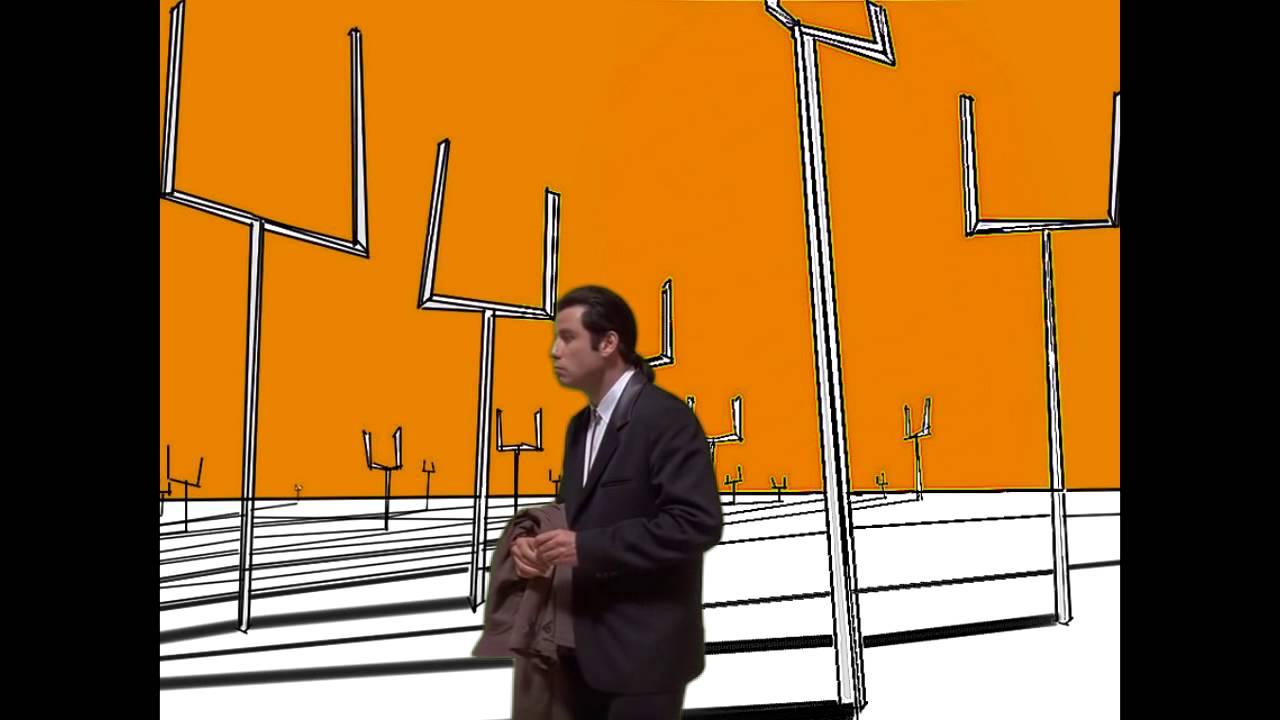 Confused Travolta In The Land Of Origin Symmetry