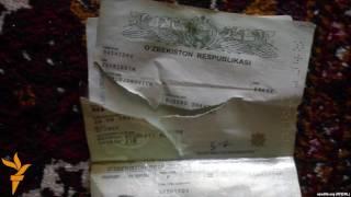 Бухорода милиционер пайвандчи йигитни дўппослаб, паспортини йиртиб ташлади