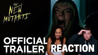 The New Mutants Trailer Reaction