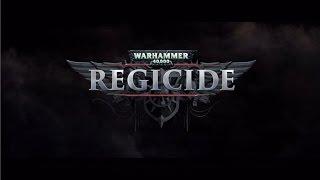 Warhammer 40,000: Regicide - Первый Взгляд. Первая партия!