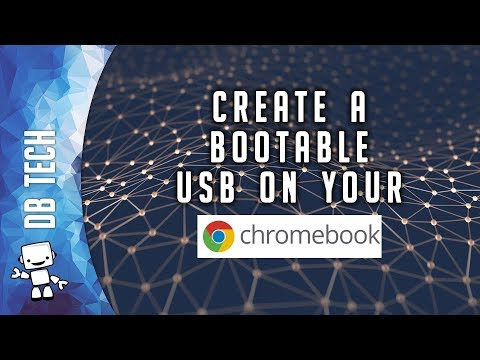 How To Create A Bootable USB Drive On A Chromebook