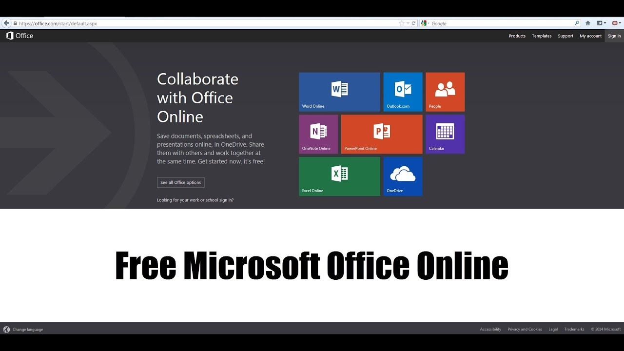 How to use microsoft office online for free youtube - Watch the office online free ...