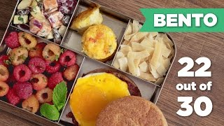 Bento Box Healthy Lunch 2230 - Mind Over Munch