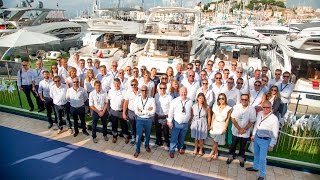 Princess Yachts at the Cannes Yachting Festival 2016
