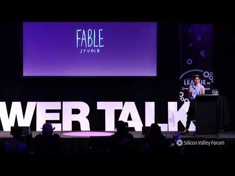 Women in Tech Festival 2018: Power Talk - The Magic of VR Storytelling