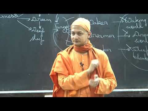How did Swami Sarvapriyananda become a monk