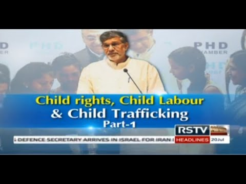 Discourse - Child Rights, Child Labour & Child Trafficking (Part 1)