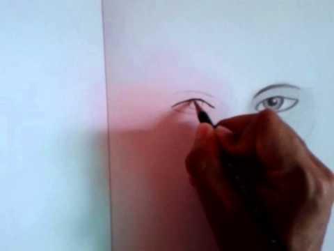 Membuat sketsa wajah By Apriastika