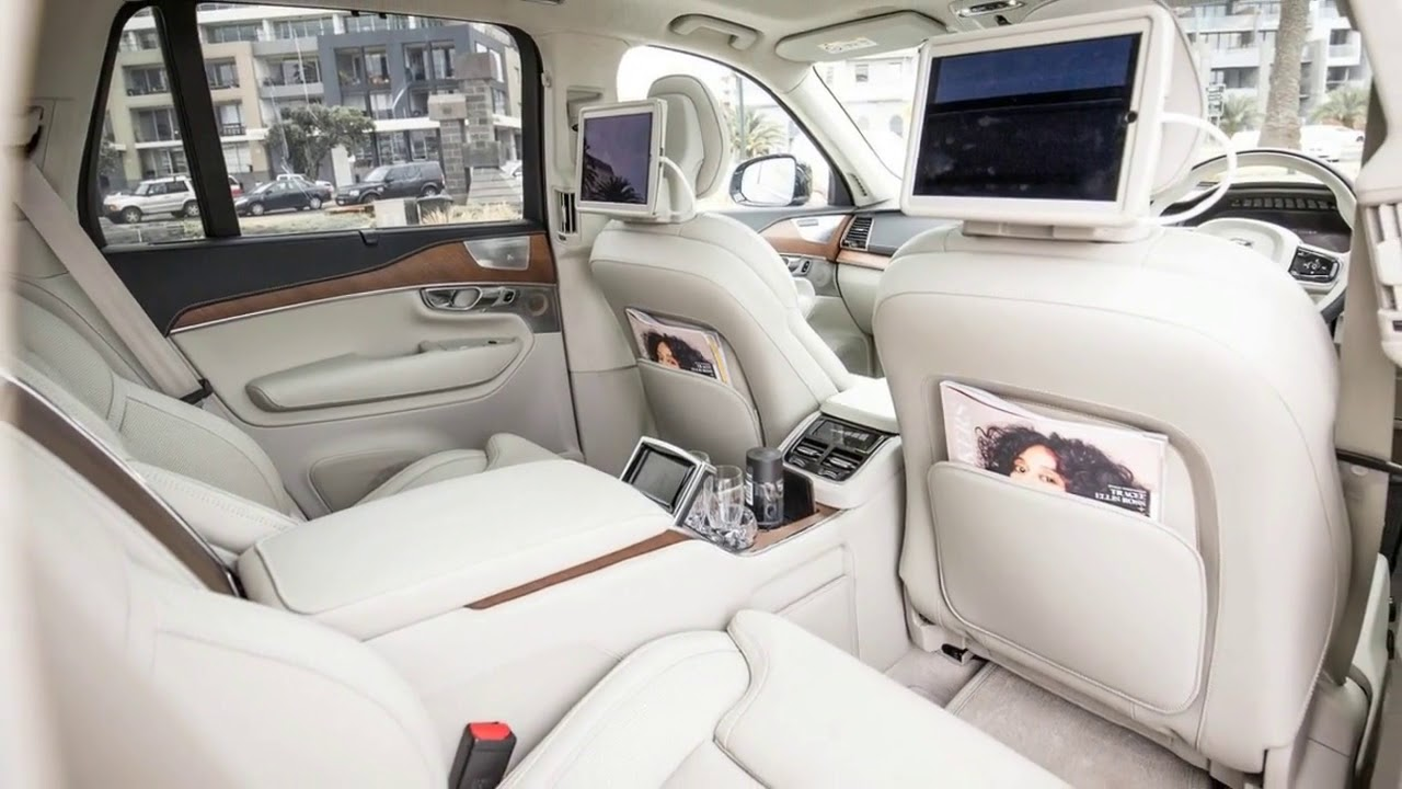 2018 volvo xc90 hybrid review interior youtube. Black Bedroom Furniture Sets. Home Design Ideas