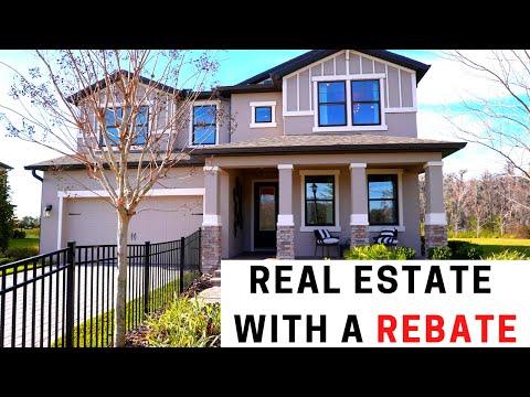 MI Homes in Starkey Ranch Santa Monica C model   Albritton Park in Odessa Fl.  Realtor Rebate.