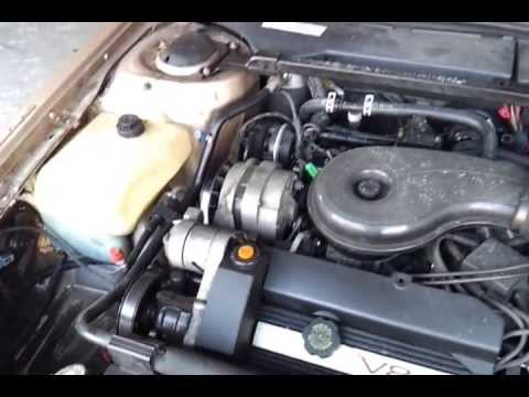 Cadillac fleetwood 4.9L engine overview - YouTube